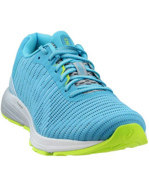 new concept 62825 3a6ee Women's Blue Dynaflyte 3 Sneaker