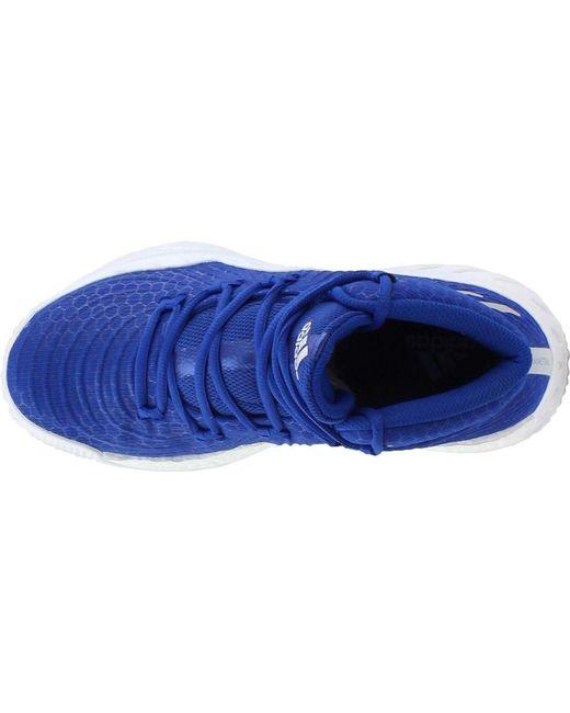 new concept ba111 2c7d2 ... Adidas - Blue Sm Crazy Explosive 2017 Nbancaa for Men - Lyst ...