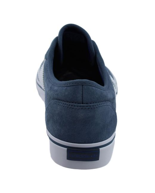 wholesale dealer d1aca a2013 ... Adidas - White Adi-ease Adi-ease for Men - Lyst ...
