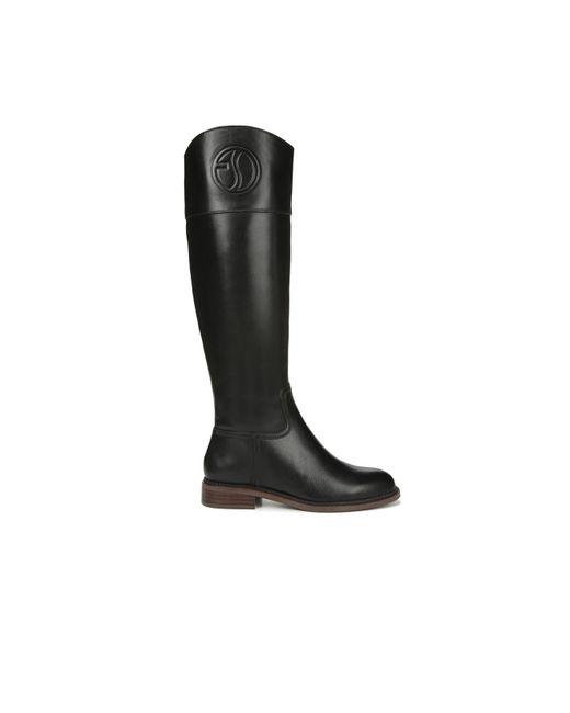 Franco Sarto Black Hudson Boot