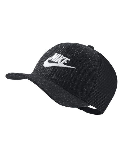 Nike Black Nsw Futura Trucker