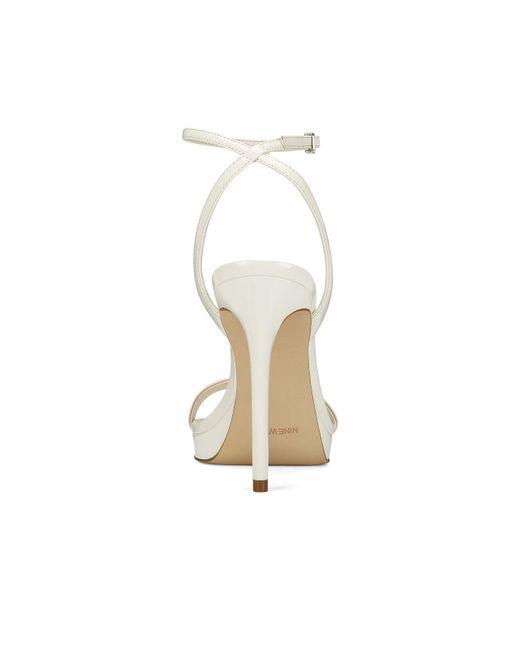 Nine West Natural Zadie Dress Shoe