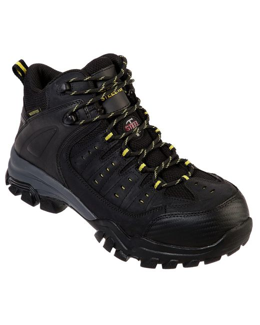 Skechers Black Work: Delleker - Lakehead St for men