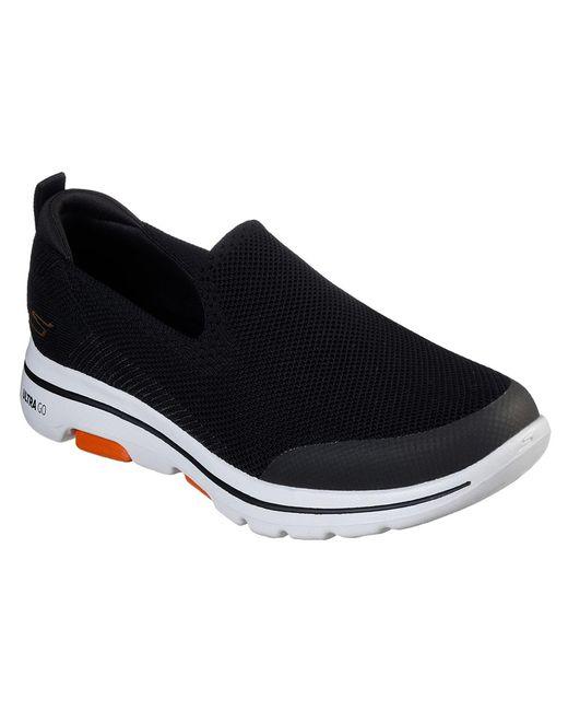 Skechers Black Gowalk 5 - Prized for men