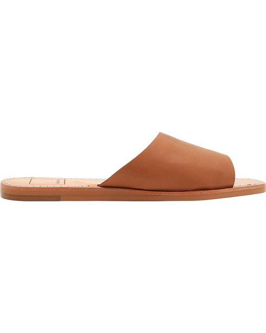 08492a5e5c5 ... Dolce Vita - Brown Cato Slide Sandal - Lyst ...