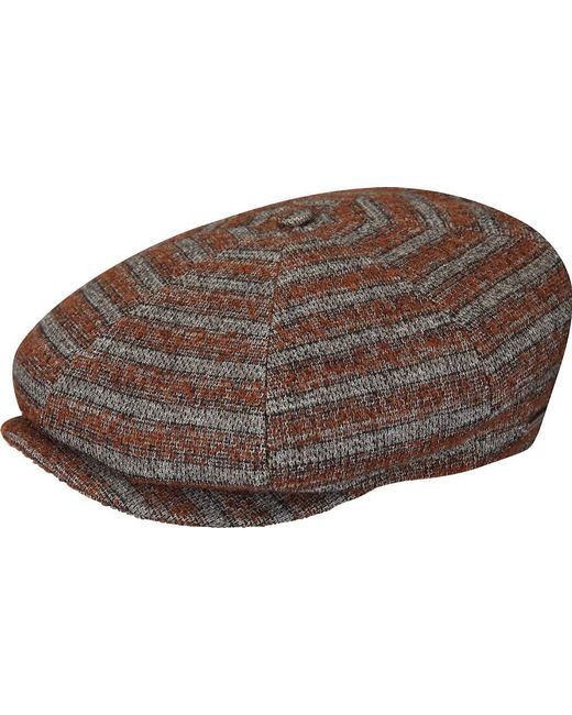 a0e910d1 Kangol - Multicolor Tweed Ripley for Men - Lyst ...