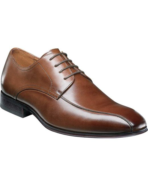 Florsheim - Brown Corbetta Bicycle Toe Oxford for Men - Lyst