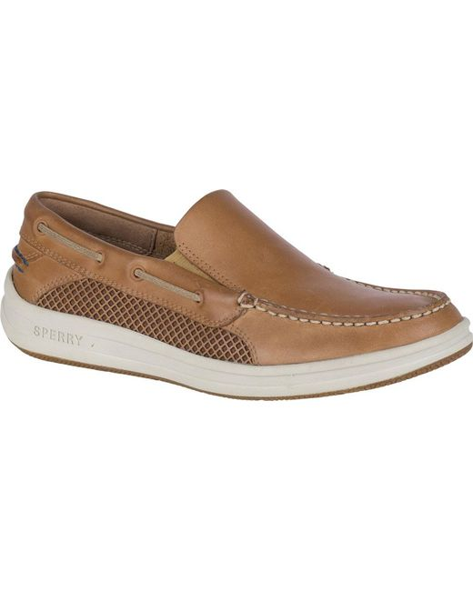 f0cadd58001 Sperry Top-Sider - Multicolor Gamefish Slip On for Men - Lyst ...