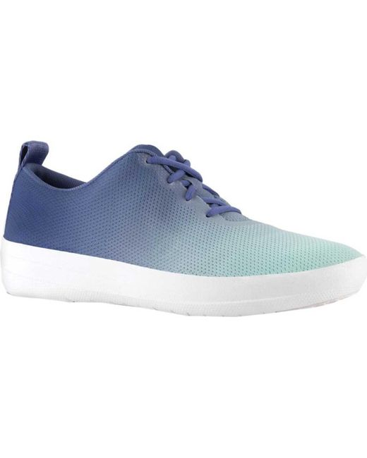 F-Sporty Ombre Mesh Sneakers