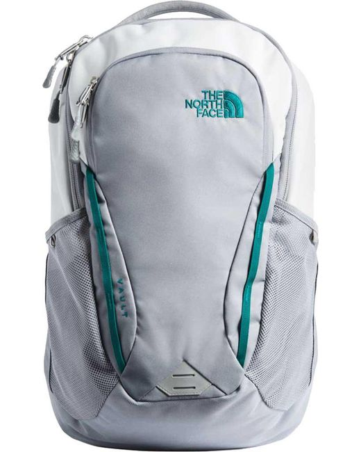 The North Face - Gray Vault Backpack - Lyst
