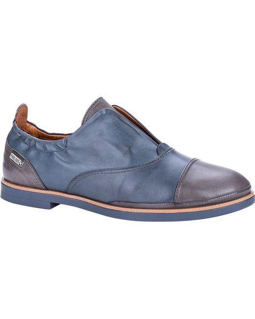 3a1718a14f6 Lyst - Pikolinos Santorini Slip-on W3v-4765c1 in Blue