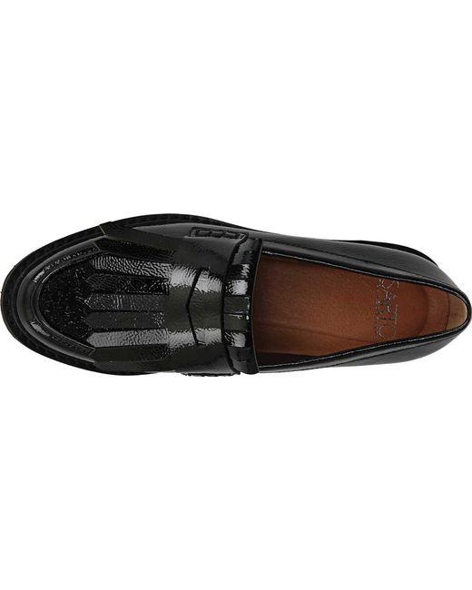 02dba263f22 Lyst - Sarto Duncan Kiltie Loafer in Black - Save 44%