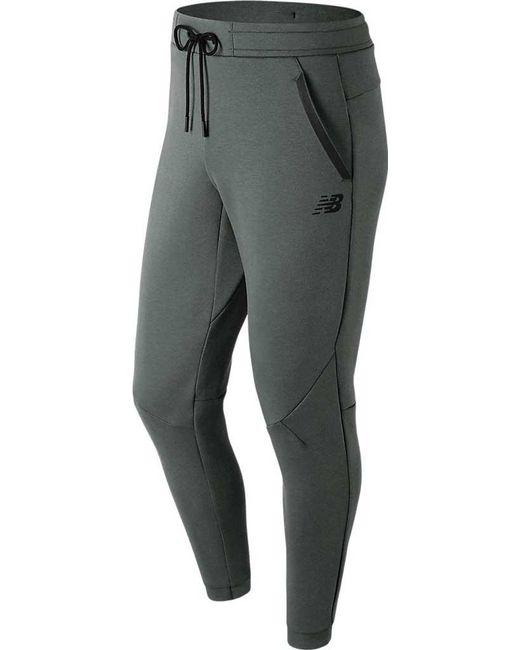 96b8ecf7e5a9e New Balance - Gray Mpsport Jogger Pant for Men - Lyst ...