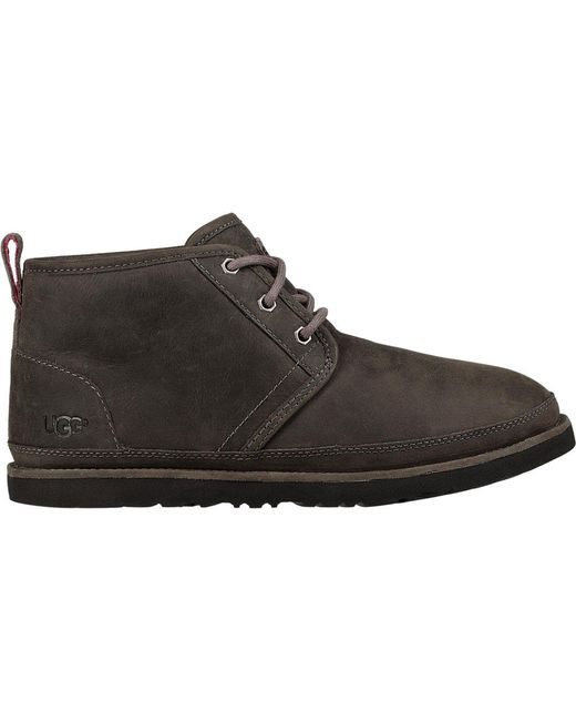 ... Ugg - Gray Neumel Waterproof Chukka Boot for Men - Lyst ...