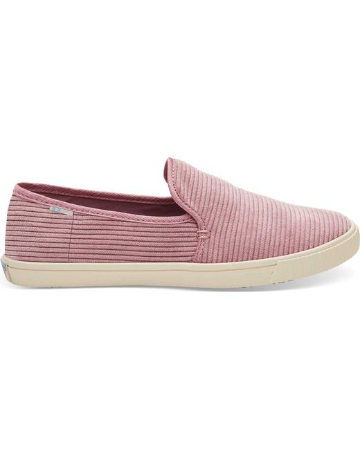 22f8b19911 ... TOMS - Multicolor Clemente Corduroy Slip-on - Lyst ...