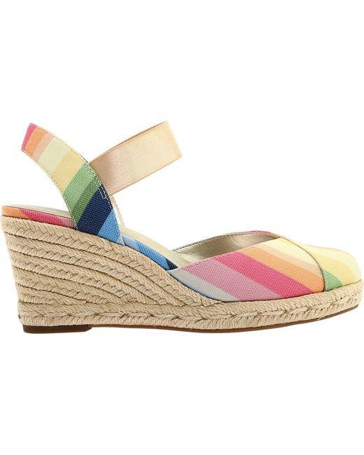d438e1570d ... Anne Klein - Multicolor Acer Closed Toe Sandal - Lyst ...
