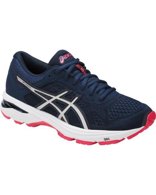 Asics | Blue Gt-1000 6 Running Shoe | Lyst