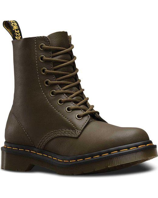 Dr. Martens - Green Pascal 8-eye Boot for Men - Lyst