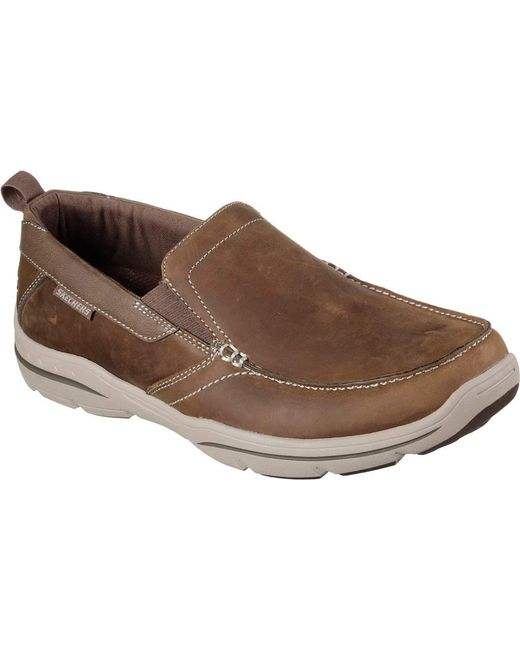 Skechers Relaxed Fit Harper ... Merson Men's Loafers ggeXUd
