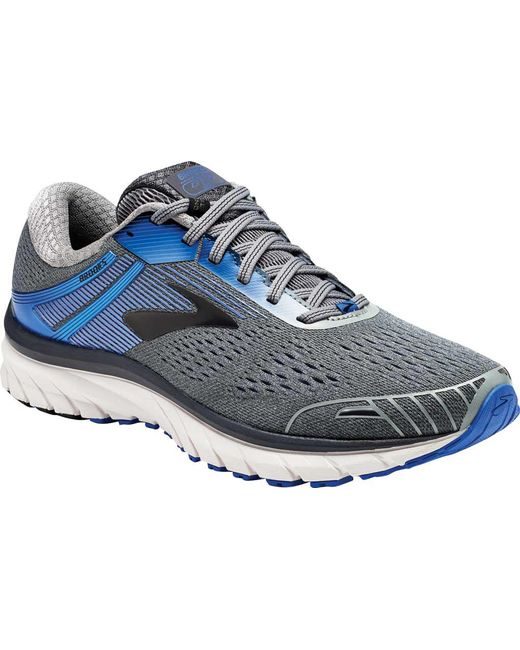 Brooks - Blue Adrenaline Gts 18 Running Shoes for Men - Lyst