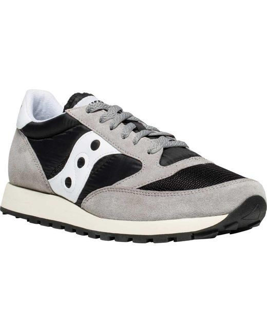 5ee45a3076c Lyst - Saucony Jazz Original Vintage in Gray for Men - Save 31%