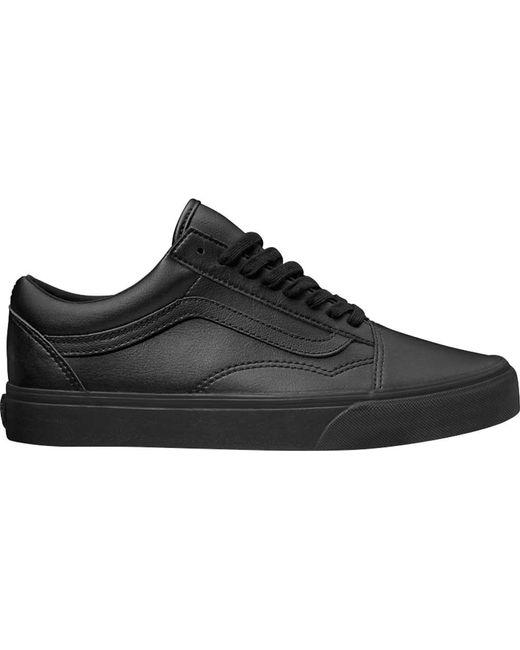 48783b369d Lyst - Vans Old Skool Sneaker in Black for Men