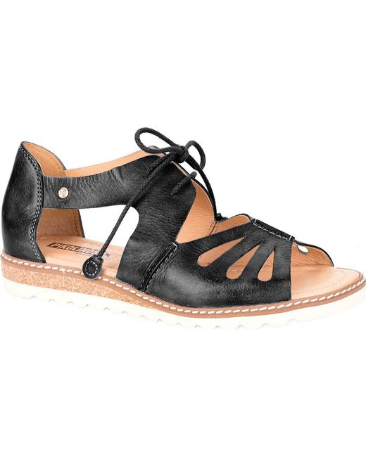 purchase cheap c797e 5361e pikolinos-Black-Leather-Alcudia-Lace-Up-Sandal-W1l-0917.jpeg