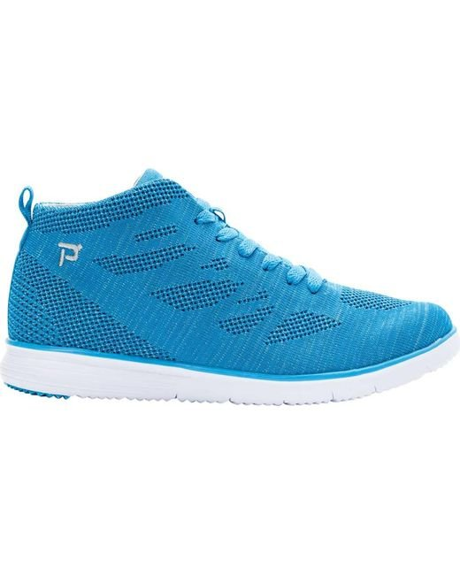 Propet Blue Travelfit High Top