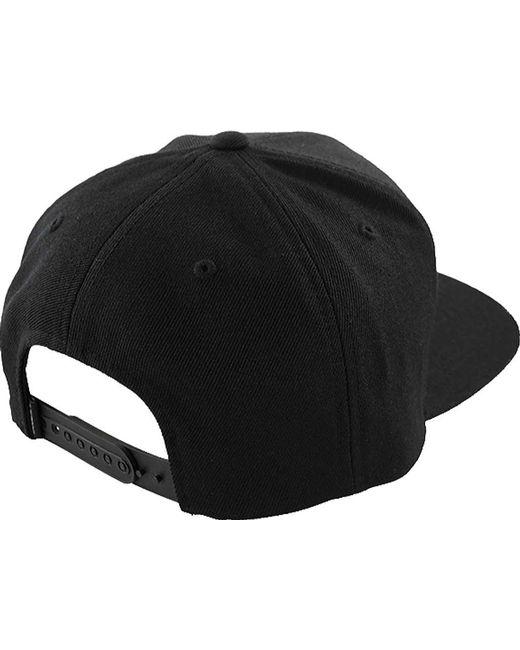 2a14f84d319 ... O neill Sportswear - Black Prevail Baseball Cap for Men - Lyst