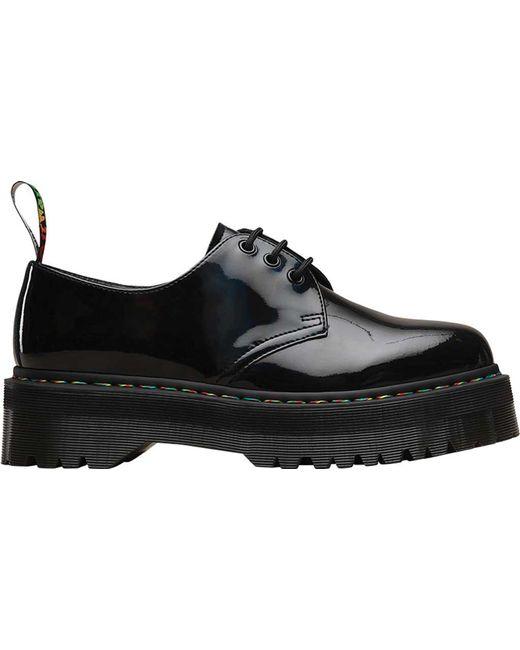 3c4a19e5a7 ... Dr. Martens - Black 1461 Quad 3-eye Shoe for Men - Lyst ...