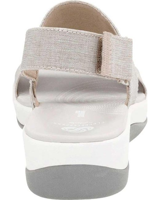 83a7fcfc0 ... Clarks - Multicolor Women s Arla Jacory Flat Sandals ...