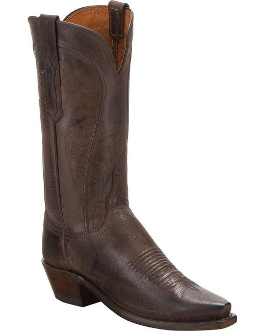 Lucchese Bootmaker Willa 5 Toe Cowgirl Boot (Women's) 21uNU8I