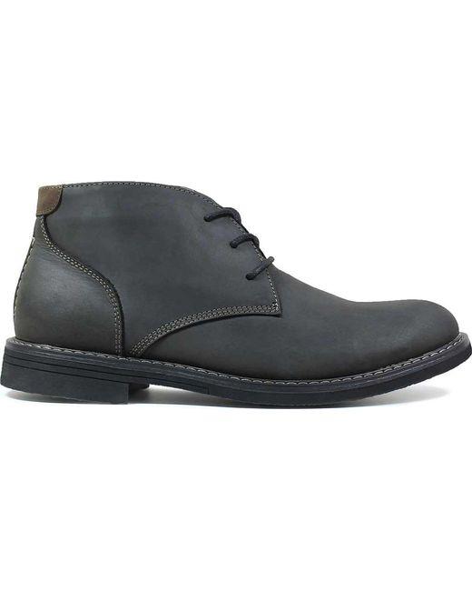 77888bd689d883 ... Nunn Bush - Black Lancaster Chukka Boot for Men - Lyst ...