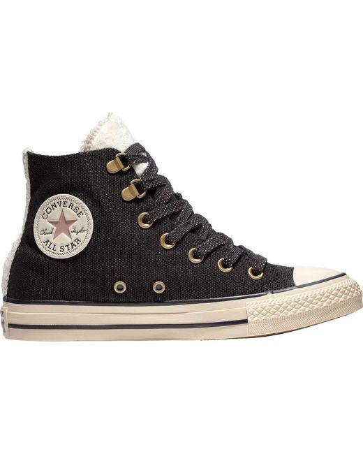 77e8934ee586 Converse - Black Chuck Taylor All Star High Top Sneaker - Lyst ...