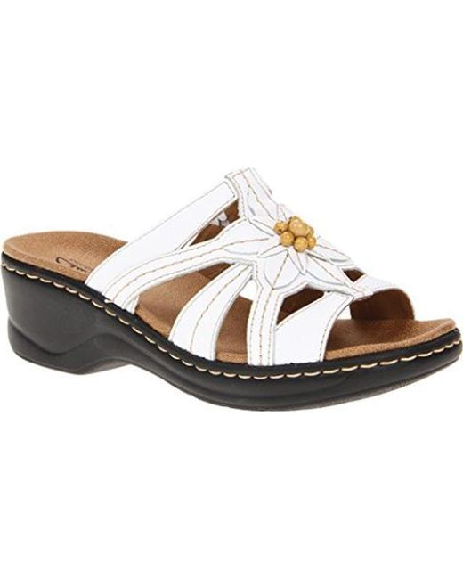 7a019c8a1441f3 Lyst - Clarks Lexi Myrtle in White - Save 35%