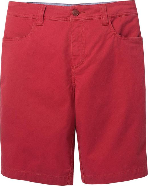 "Toad&Co - Red Mission Ridge Short 10.5"" for Men - Lyst"