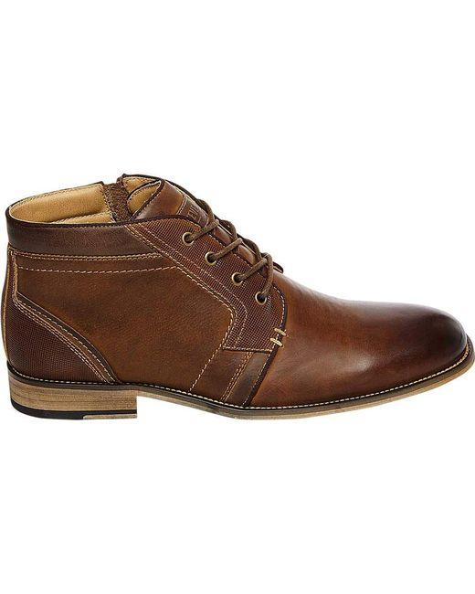 ... Steve Madden - Brown Jodie Chukka Boot for Men - Lyst ...