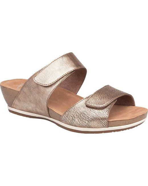 Vienna Slide Sandals 6BfrHNyp