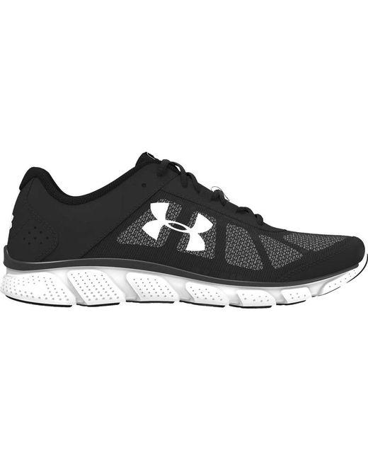 Under Armour - Black Micro G Assert 7 Running Shoe - Lyst