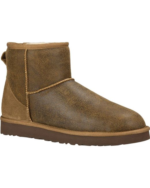 330a1699c2a Ugg - Multicolor Classic Mini Bomber Boot - Lyst ...