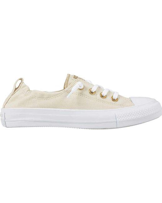 aff19a80d853f0 Converse - White Chuck Taylor All Star Shoreline Sneaker - Lyst ...