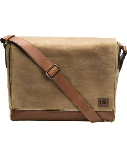 Frye - Multicolor Carter Messenger for Men - Lyst
