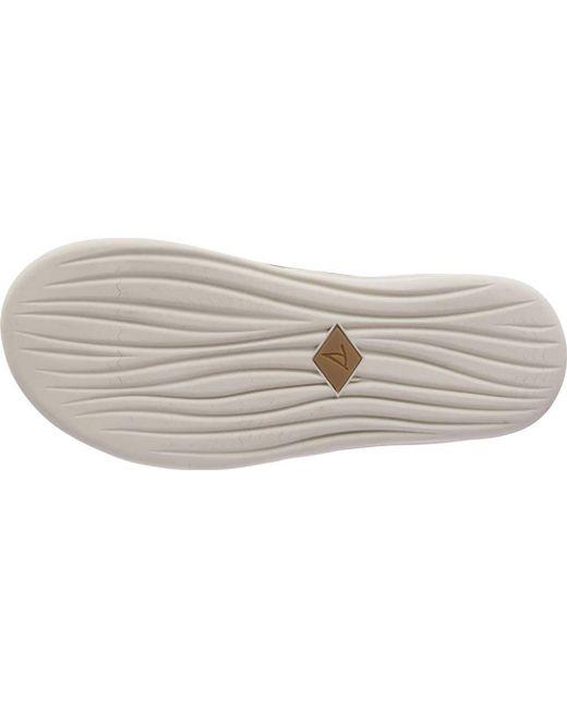 6250257e370 ... Sperry Top-Sider - Multicolor Regatta Thong Sandal for Men - Lyst