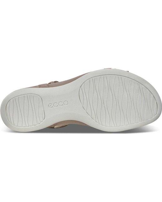 df7b52ff0ffc ... Ecco - Multicolor Flash Buckle Sandal - Lyst