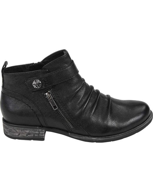 23a4e913cba ... Earth - Black Brook Slouch Boot - Lyst ...