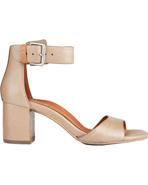 Gentle Souls - Brown Christa Ankle Strap Sandal - Lyst
