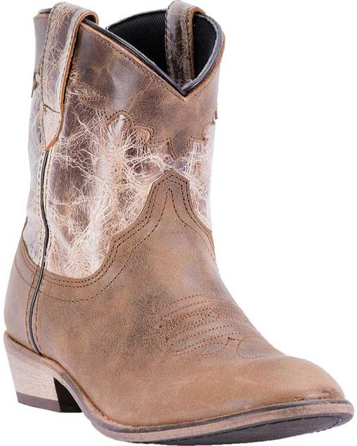 Dingo - Brown Aubrey Di863 Walking Boot - Lyst