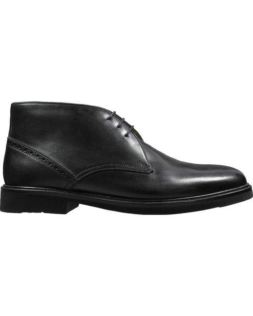 Florsheim | Black Truman Chukka Boot for Men | Lyst