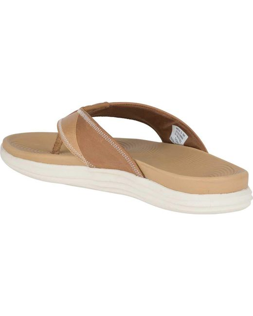 a1c5a846331 ... Sperry Top-Sider - Multicolor Regatta Thong Sandal for Men - Lyst ...