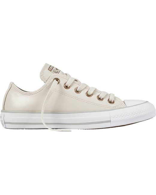 97aed86b412d4d Converse - White Chuck Taylor All Star Craft Low Sneaker - Lyst ...